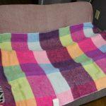 電気ひざ掛け毛布が温かい&電気代が格安