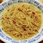 にんにくや にんにく洋麺(和風ペペロンチーノ)