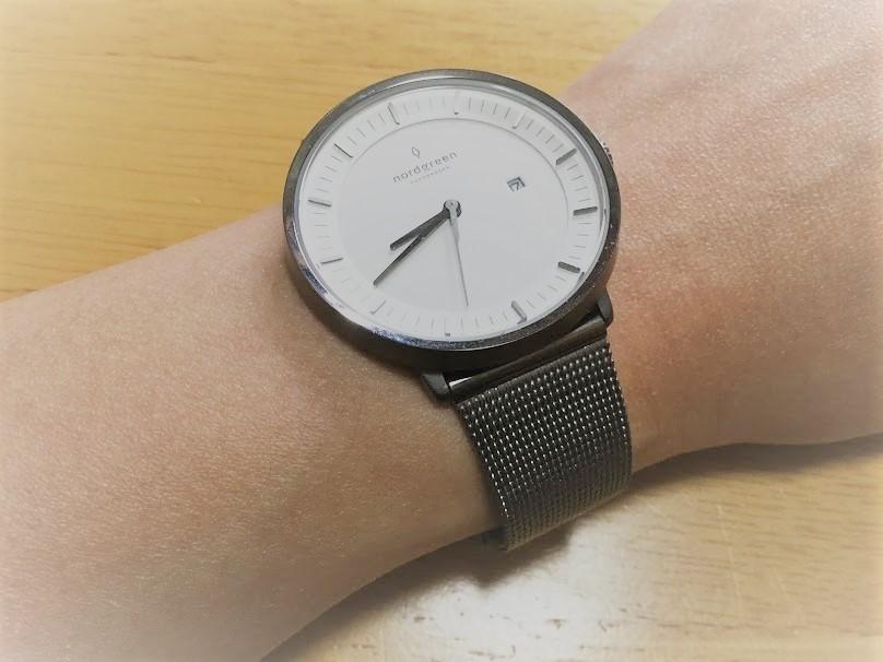 Nordgreen(ノードグリーン)腕時計