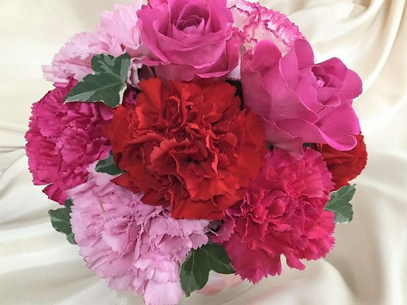 日比谷花壇母の日ギフト ロゼボヌール