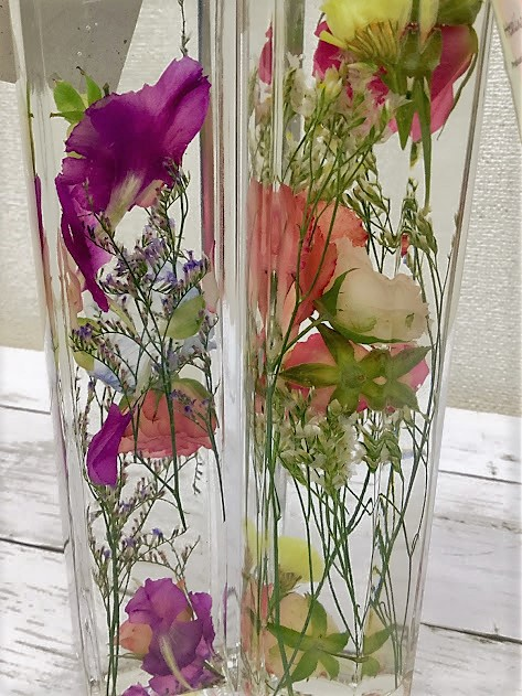 母の日 Healing Bottle「Thanks Flower」2本セット