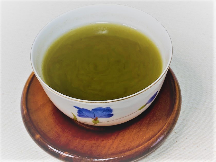 乳酸発酵茶末